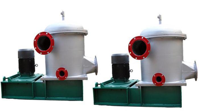 造纸机械制浆筛选过滤设备-压力筛