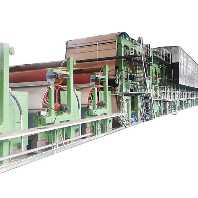 工厂供应1092mm小型牛皮纸 瓦楞纸beplay网页设备