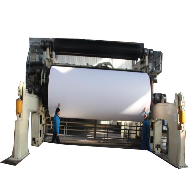 沁阳国瑞供应2100型多缸A4纸beplay网页机和切纸机