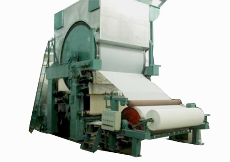 1092小型卫生纸生产线