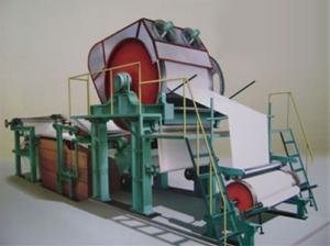 787mm小型环保卫生纸生产线