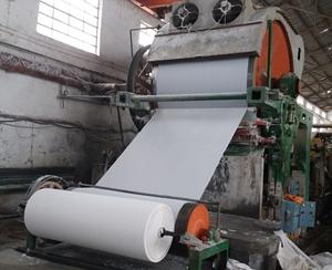 1600卫生纸beplay网页机生产线